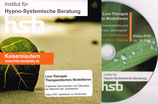 Live-Therapie Therapeutisches Modellieren, 1 Video-DVD ca. 94 min Spieldauer