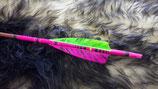 Nijora Taipa 500 Spine (pink grün) 6 Stück
