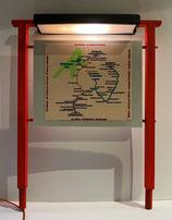 Fahrplanhalter für den Bahnsteig, Art. 800103L