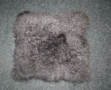 Nordal Denmark, Kissen, Lamb fur Cushion, warm Grey