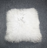 Nordal Denmark, Kissen, Lamb fur Cushion, light grey