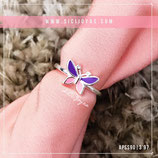 Anillo mf butterfly color
