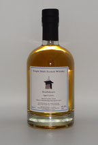 Spirit Distilled at Highland - 3 Years - (60,9 %) 500 ml Flasche  ( New Spirit )