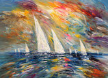 Seascape Sailing Impressions M 3 /  SOLD