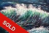 Seascape Breaking Waves XL 1 / SOLD