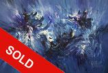 Deep Blue Inspirations XL 1 / SOLD