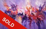 Purple Dance XL 1 / SOLD