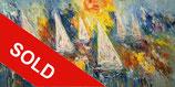 Summer Sailing Regatta XXL 1  / SOLD