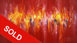 Red Daydream L 1 / SOLD
