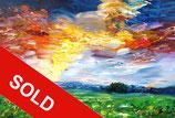 Beautiful Summer Landscape XL 4 / Sold