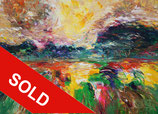 Beautiful Summer Landscape M 1  / SOLD