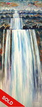 Stick: Mystery Waterfall 1  / SOLD