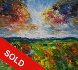 Autumn Landscape SM 1 /  SOLD