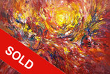 Energy Red XL 3 / SOLD