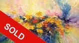 Blumen-Meer L 2 / SOLD