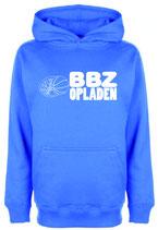 Hoody Royal mit BBZ Opladen Logo und Wunschnamen