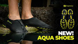 RidgeMonkey Aqua Shoes Black