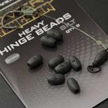 """Gardner - Covert Tungsten """" Heavy Hinge Beads""""  Silt"""
