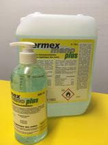 Hygienische Händedesinfektion gebrauchsfertig CH-Produkt