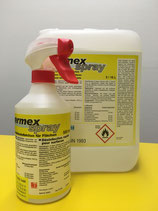 Hygienische Flächendesinfektion CH-Produkt