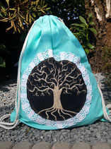 "Turnbeutel ""Tree of Life"""