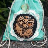 "Turnbeutel "" Owl """