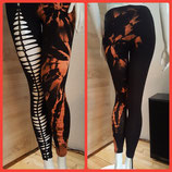 "Leggings "" Batik Cut Out Dream"""