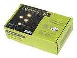 System 24, Lichterk. 491-01 98 Lämpchen, 2,1W, 10 Meter