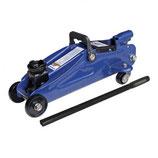 Wagenheber 2 T hydrau blau