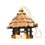 Vogelfutterhaus Feldlerche 35x31x37cm, aus 1a-Holz
