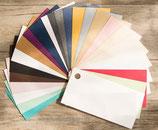 Farbmuster-Fächer