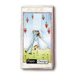 "Wedding Hanky ""Lovers Forever"""