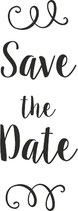 "Stempel ""Save the Date"""