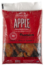 Traeger Apple Pellets