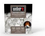 Weber Cubetti accendifuoco
