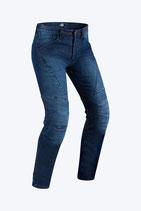 Jeans moto PMJ - Titanium