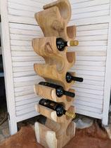 Weinständer Holz 12 Flaschen