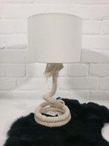 Tischleuchte 37 cm Seil