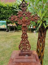 Kreuz Deko Eisen groß