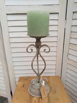 Kerzenständer 1-armig Vintage