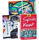 Kurzfristig nicht verfügbar --- Sprühkunst - Graffitis aus Barcelona --- Kurzfristig nicht verfügbar