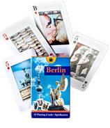 Berlin - klassisches Kartenspiel für Rommé, Canasta, Skat, ...