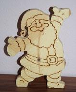 Weihnachtsmann aus Zirbenholz - ca. 25cm