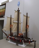 Wood Ship 1  (Code: WS1)