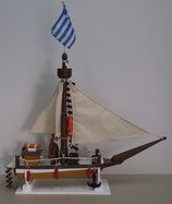 Wood Ship 11  (Code: WS11)