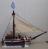 Ξύλινο Καράβι 5  (ΚΩΔ: WS5)