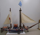 Ξύλινο Καράβι 3  (ΚΩΔ: WS3)