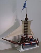 Ξύλινο Καράβι 12  (ΚΩΔ: WS12)