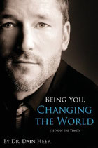 Boek 'Being you, changing the World' - dr. Dain Heer