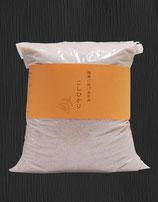 簡単に炊ける無洗米玄米(27年度福島県産コシヒカリ) 5kg
